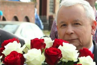 "The Counterbalance to Brussels is developing in Central Europe,"" said Jarosław Kaczyński"