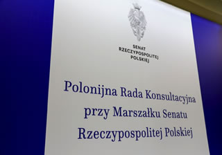 PROTEST: Polonia Advisory Council to the Marshal of the Senate of the Republic of Poland.