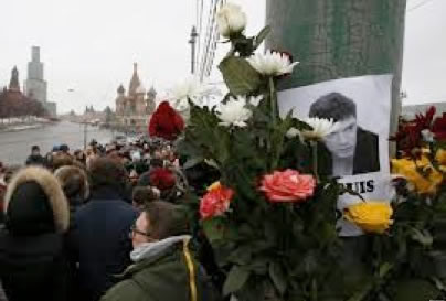 Nemtsov's murder witness disappears.