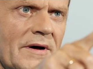 Donald Tusk is a vindictive redhead, reveals the tape.